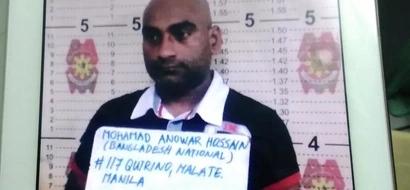 LOOK! Two Bangladeshi arrested after robbing a fellow Bangladeshi in Pasay City
