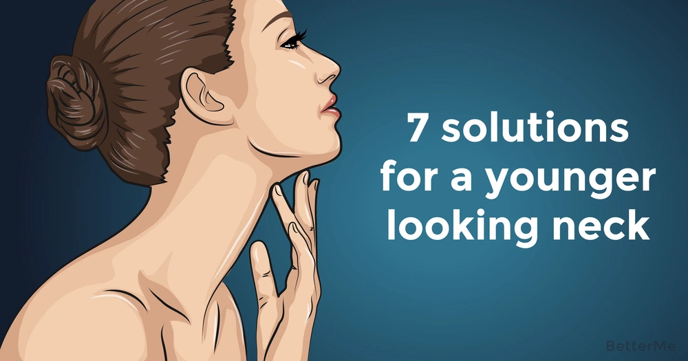 7 solutions for a younger looking neck