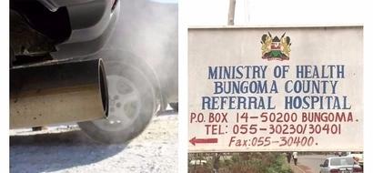 Sad tale of Bungoma boy found dead in car takes surprising twist