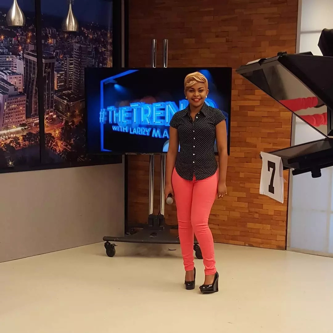 Dj Mo defends Size 8 from social media attack