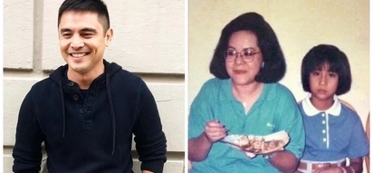 Did Marvin Agustin just say that Jolina Magdangal's mother should be a part of his family?