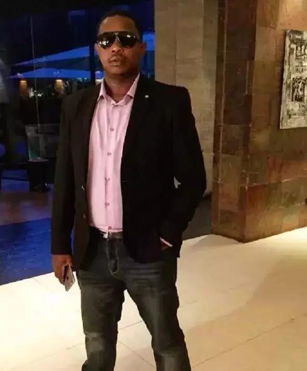 Picha za JAMAA aliyetoroka na pesa za mkewe Alfred Mutua