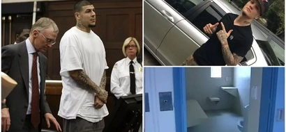 New details emerge! Aaron Hernandez requested to share cell with gay prison lover (photos)