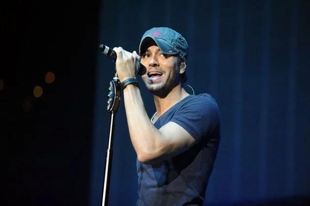 Enrique Iglesias es un éxito como cantante, solo miralo