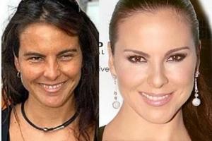 Así se ven estas famosas sin maquillaje
