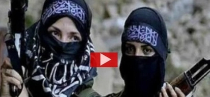 VIDEO: This Filipina housemaid was ARRESTED in Kuwait for alleged ties with ISIS terrorists!