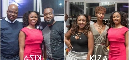 Hassan Joho and Betty Kyallo leave tongues wagging after they were spotted partying at the same club