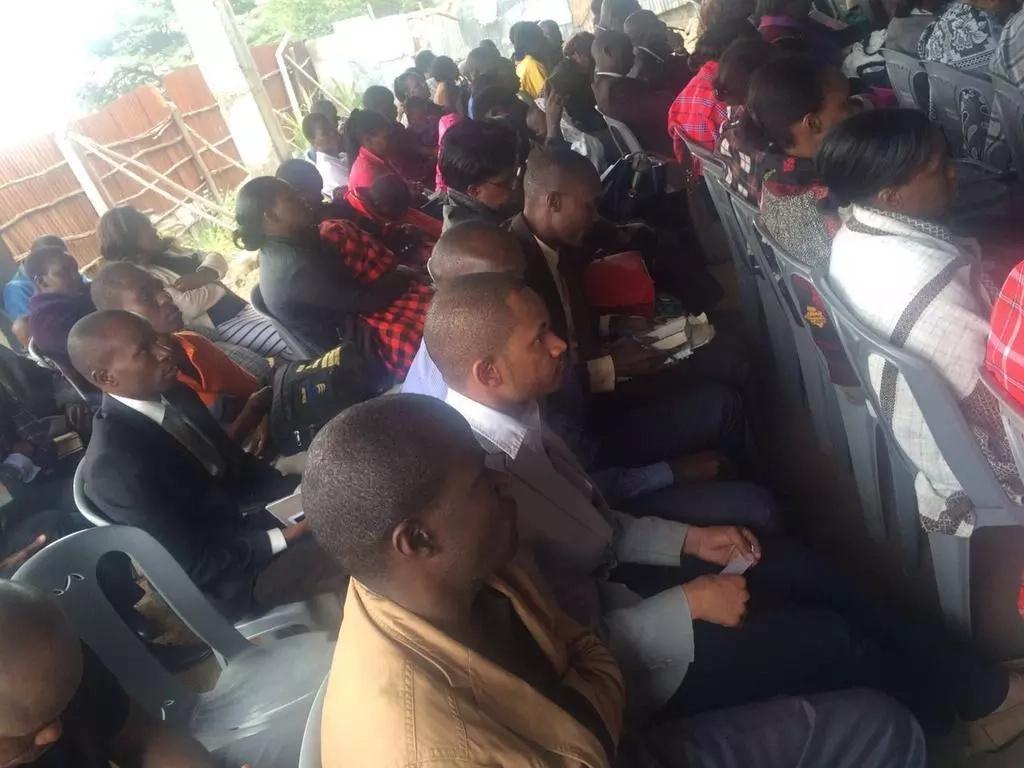 Babu Owino starts Embakasi East campaign