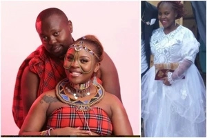 Citizen TV Machachari's actress surprises fans with announcement of baby number 2 - photos