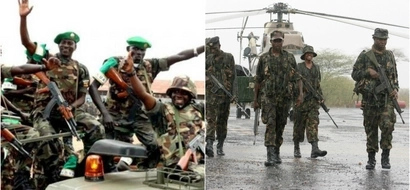 Amisom on the hunt for missing soldier in Somalia