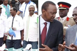 NASA speaks on 're-opening' ICC cases against Uhuru and Ruto