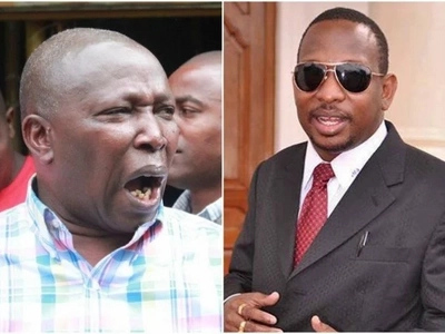 Jubilee meeting stopped after Sonko and Kamanda supporters clash