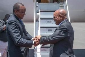Wakenya wameudhishwa na Rais Jacob Zuma wa Afrika Kusini, hii ndio sababu.