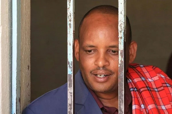 MP recounts horror at police cell