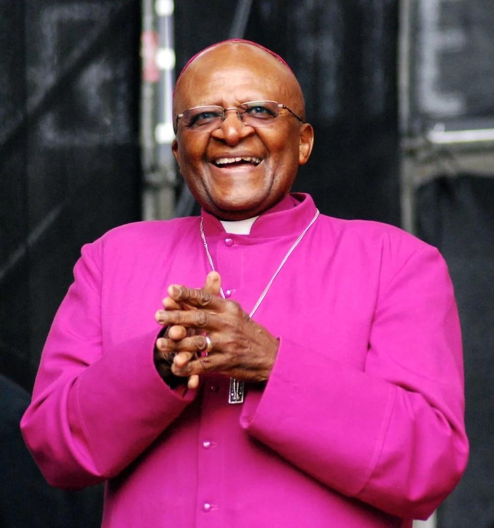 Archbishop Emeritus Desmond Tutu. Source: Google