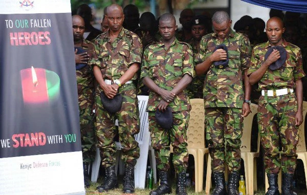 KDF soldier remembers al-Shabaab ambush