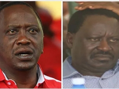 Take notes: These 18 counties will determine who between Raila and Uhuru will win in August