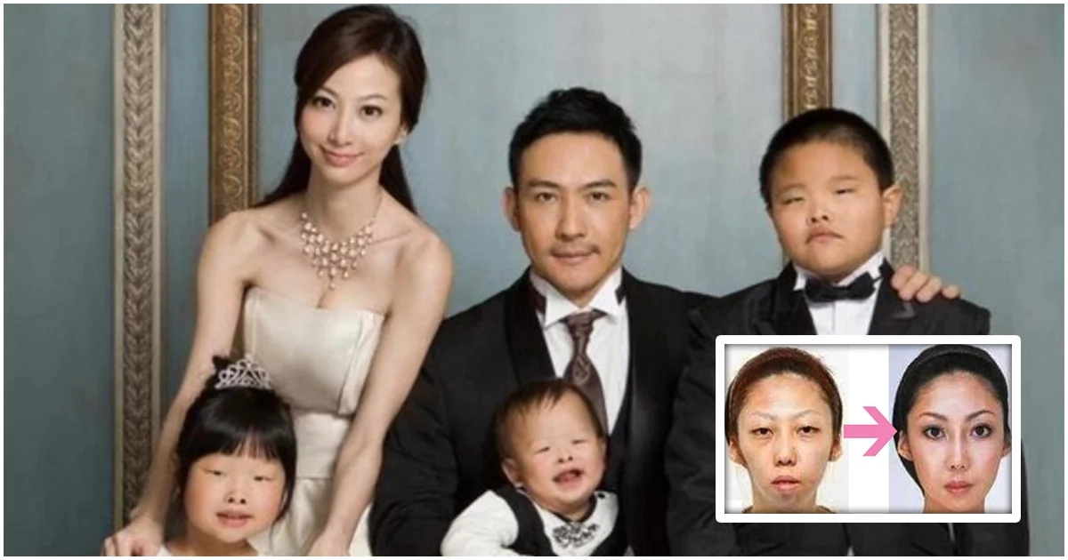 Man Sues For 'Ugly' Kids, Then Finds Terrible Truth About His Wife