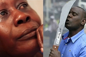 Man arrested after chopping off his wife's left arm for infidelity