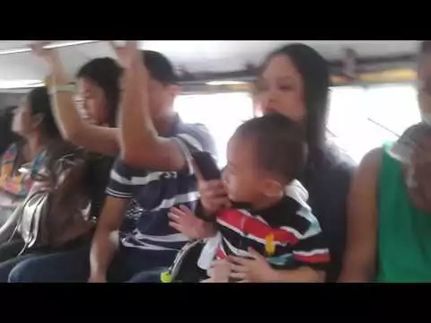 Four kinds of (annoying) jeepney passenger that you commute with daily