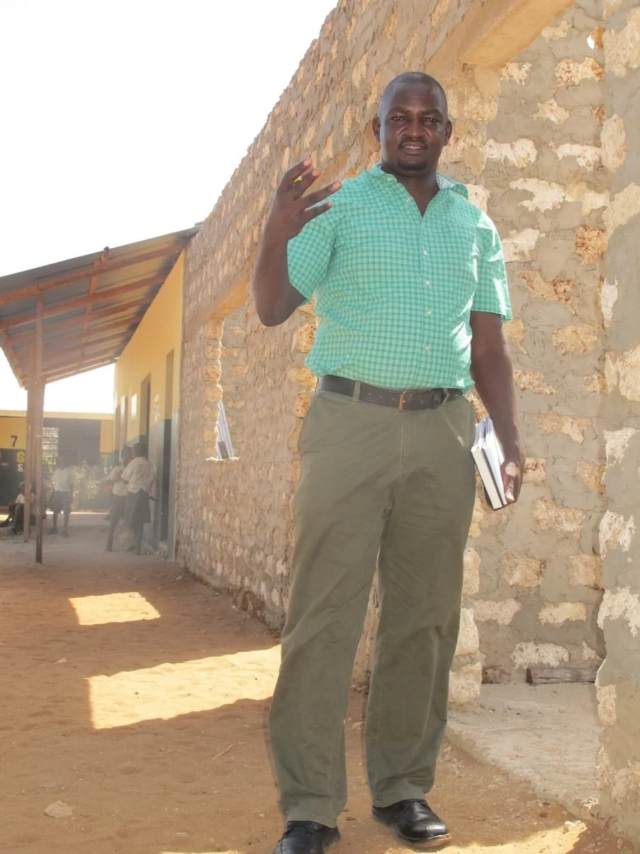 School in Kwale that uses a hen to pay school fees hopes to produce future PRESIDENT