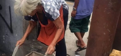 Kawawa naman yung matanda! Netizen recalls touching encounter with poor lola