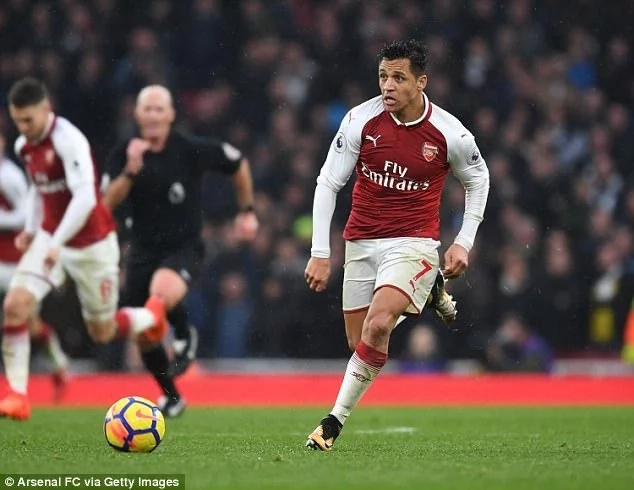 Wenger reveals the club Ozil and Sanchez will play in January 2018 amid exit rumors