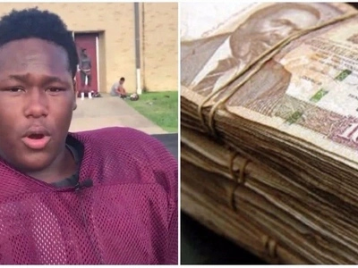 Honest teenage parking attendant returns forgotten wallet with Ksh150,000