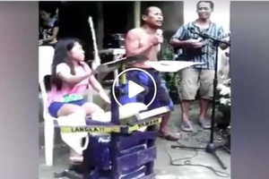 This local band's performance will give you goosebumps...find out why!