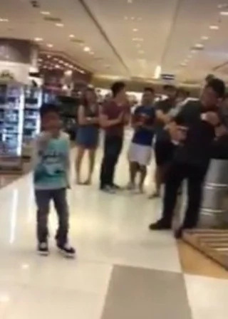 Video of a young boy singing Beyoncé's 'Listen' went viral