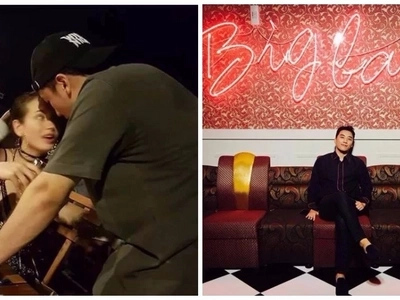 Iba talaga ang appeal niya! Ellen Adarna spotted hanging out with Big Bang star Seungri in Bali Indonesia