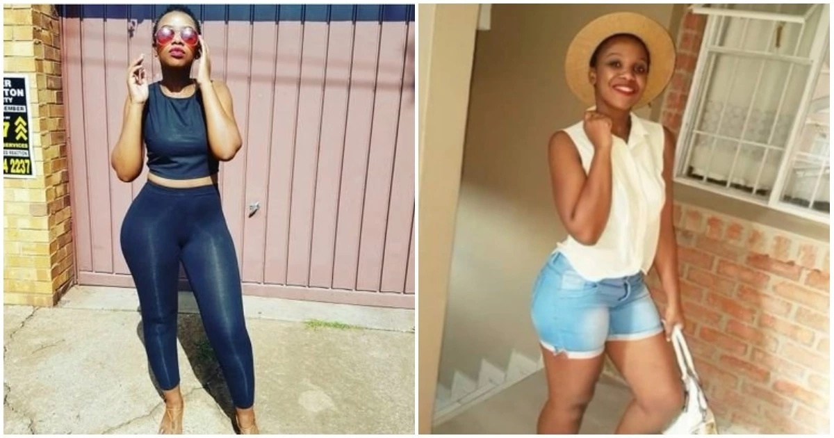 Meet beautiful HIV positive South African woman who refuses to let her status determine her worth (photos)