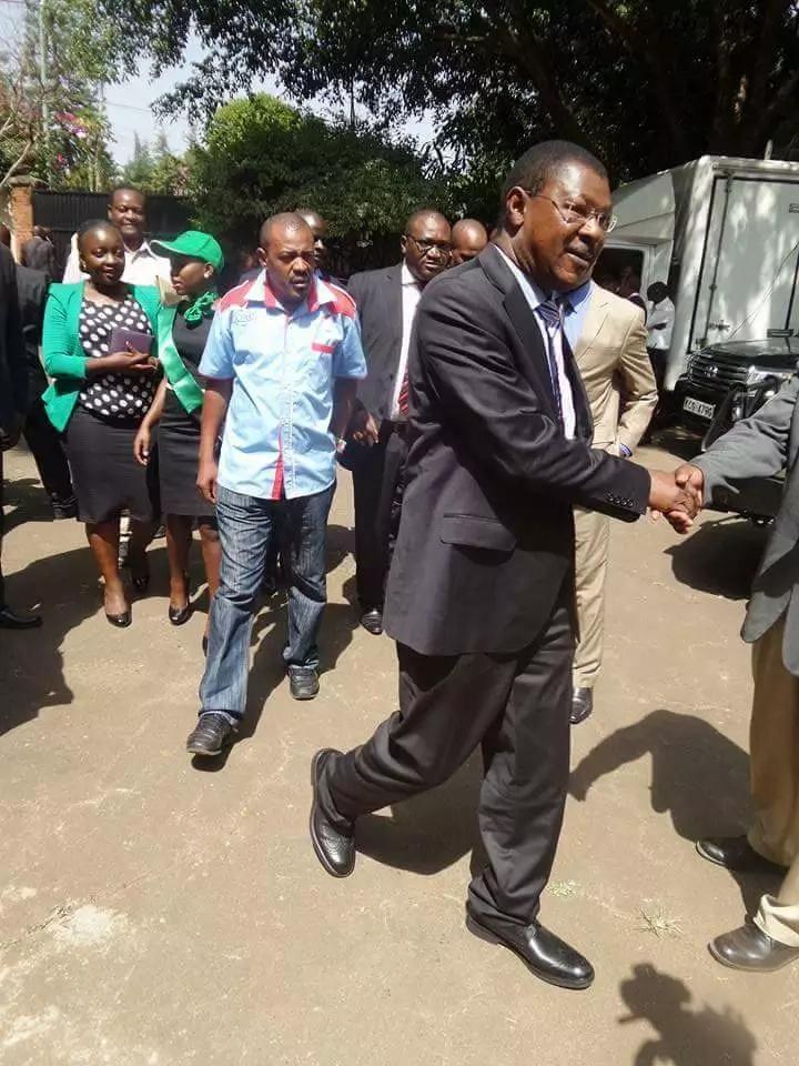NASA will make its first stop at DP Ruto's doorstep - Raila