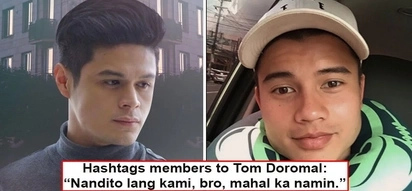 Di siya nila ilalaglag! Jon Lucas declares Hashtags gives solid support to Tom Doromal amidst alleged involvement in Franco's death!