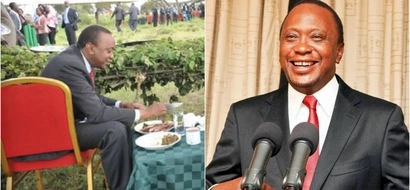 This document seems to show what Uhuru 'scored' in college