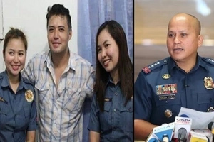 Disappointed Bato slams star-struck cops who took photo with Mark Anthony Fernandez