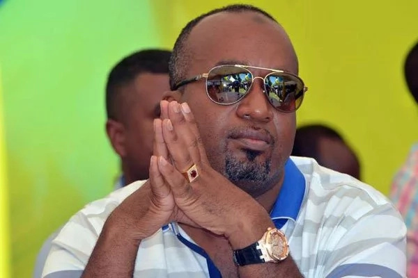 Hassan Joho is the hottest governor in Kenya