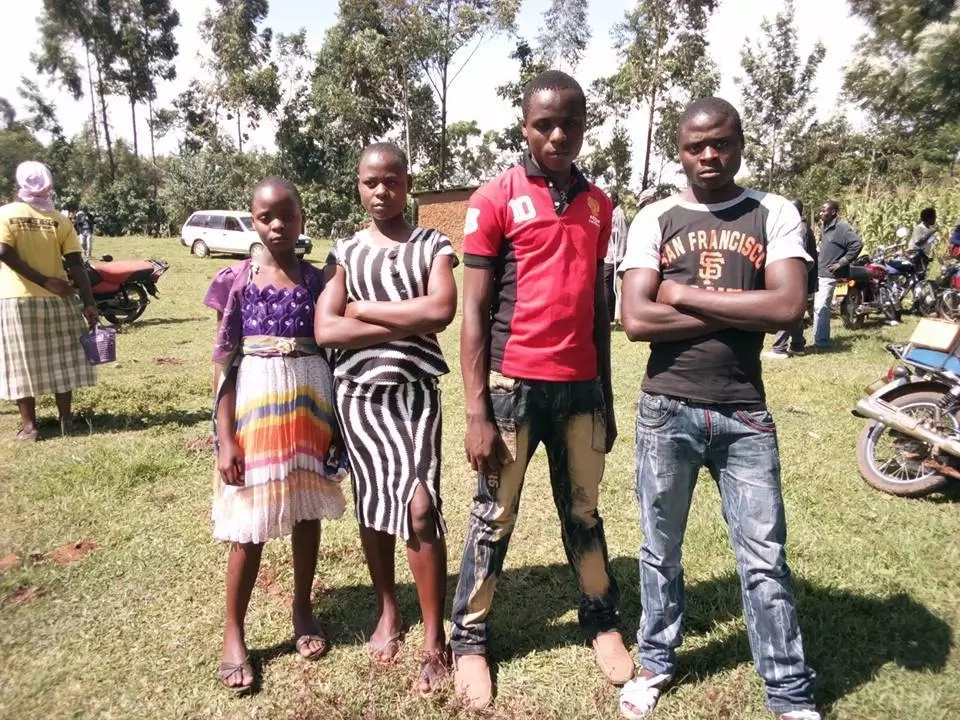 Mother of the Bungoma boy, 9, found murdered in a car freed for the strangest reason