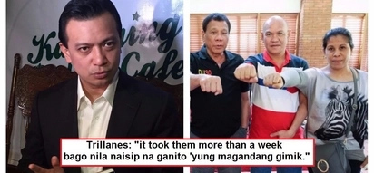 Gimik lang daw ang pagdalaw! Senator Trillanes slams President Duterte's visit to Kian Loyd Delos Santos' parents