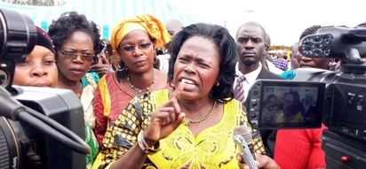 Bungoma Woman Representative comes to the rescue of girls who dropped out of school due to early pregnancies