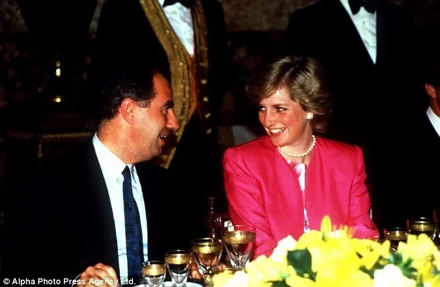 New book claims Spain's Juan Carlos had 5000 lovers and even tried his luck with Princess Diana