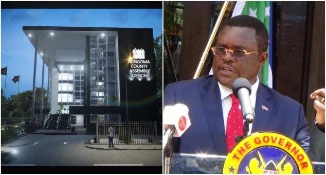 Wabunge wa kaunti ya Bungoma walipwa KSh 1.1 milioni ili kuhudhuria mkutano wa Uhuru
