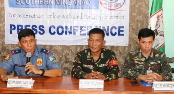 WATCH: NPA released video of captured police chief