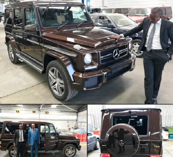 Prominent lawyer impresses Kenyans after buying car worth millions