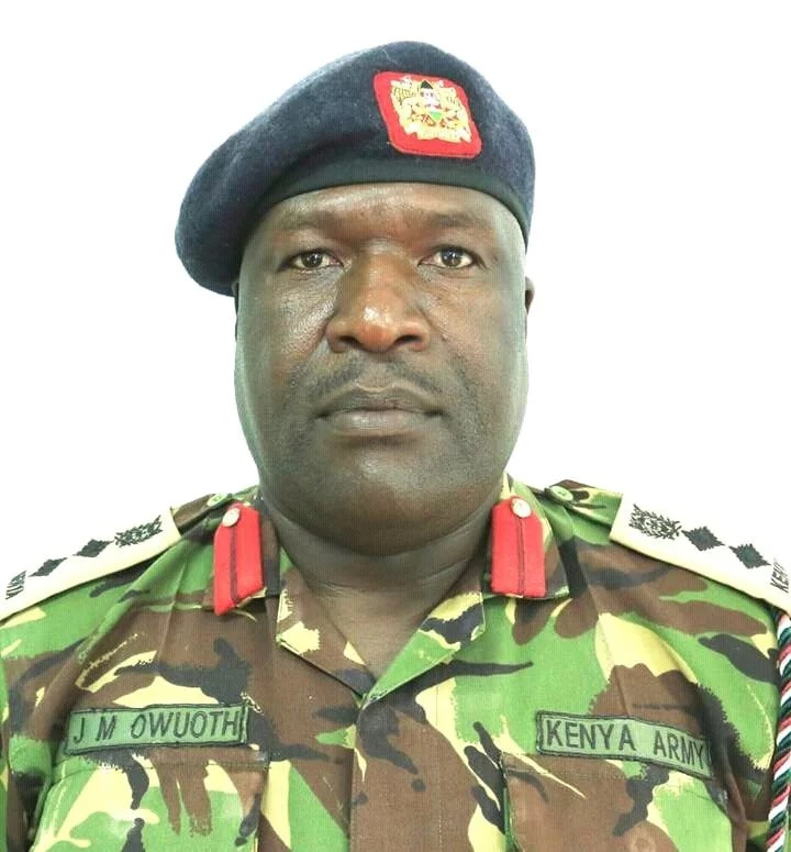 KDF spokesperson who confirmed NASA's claims of military being used to rig elections goes missing
