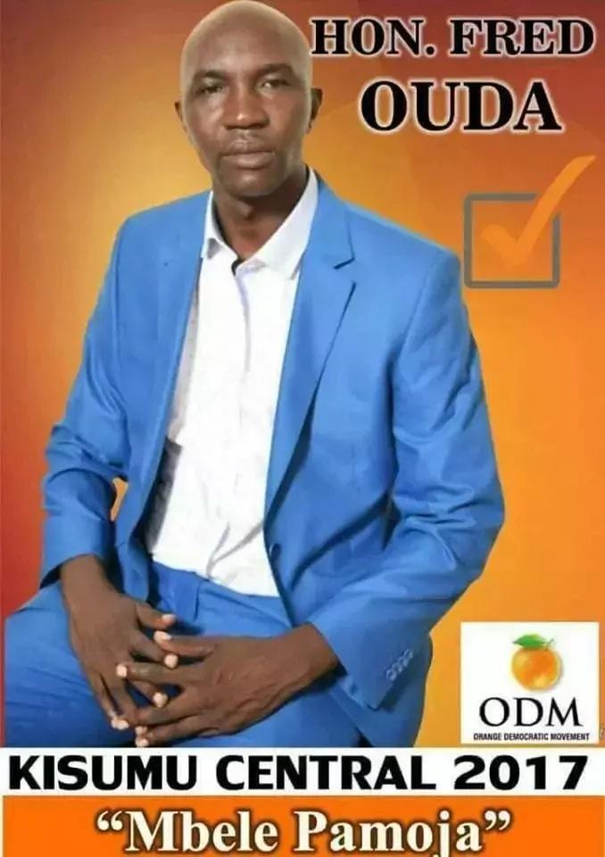 Mwaniaji wa ubunge kwa tiketi ya ODM atangaza vita kwa Duale na Moses Kuria