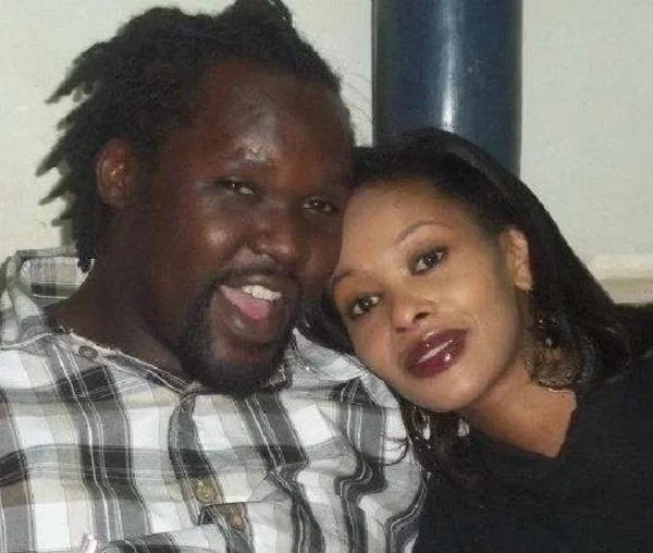 Nick Odhiambo explains why he was forced to beat his ex-lover to a pulp
