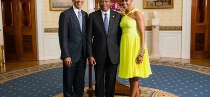 Do You Know These 8 Striking Similarities Between The Obama's and The Uhuru's?