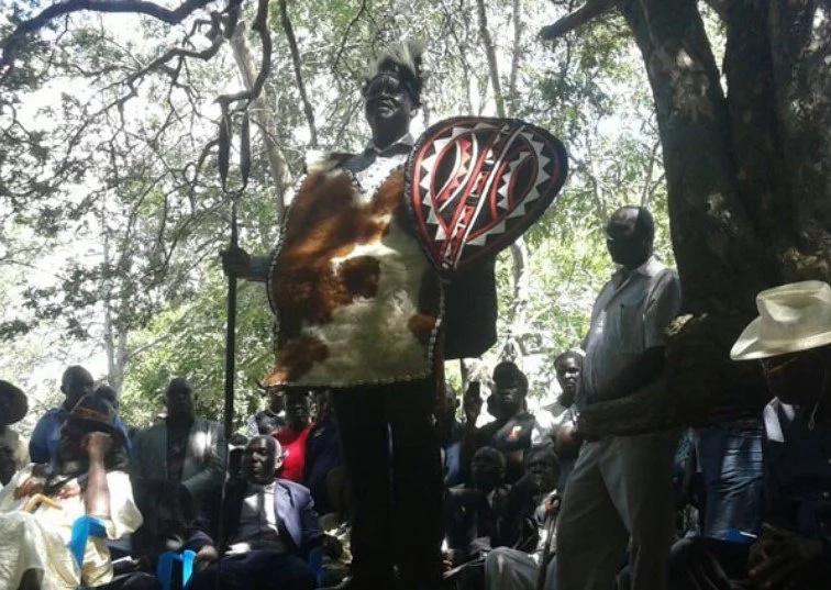 Luo elders condemn members alleged to be holding talks with Jubilee