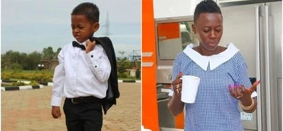 Akothee showers ex-lover with praises as she celebrates son's sixth birthday